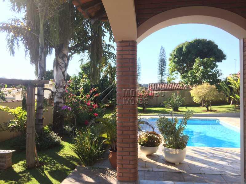 Área de lazer - Chácara 1000m² à venda Itatiba,SP - R$ 850.000 - FCCH30104 - 8