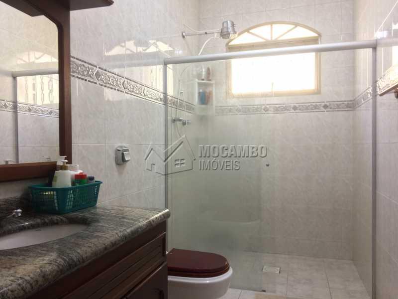 Banheiro social - Chácara 1000m² à venda Itatiba,SP - R$ 850.000 - FCCH30104 - 25