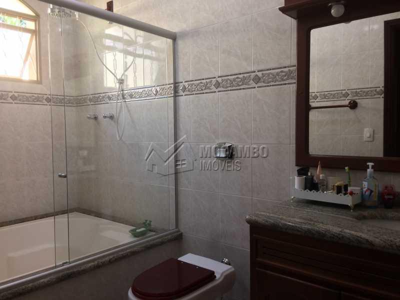 Banheiro suíte - Chácara 1000m² à venda Itatiba,SP - R$ 850.000 - FCCH30104 - 24