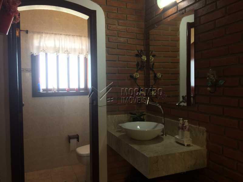 Lavabo - Chácara 1000m² à venda Itatiba,SP - R$ 850.000 - FCCH30104 - 17