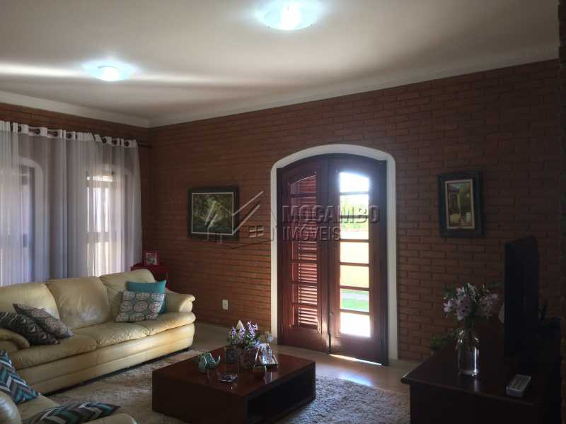 Sala - Chácara 1000m² à venda Itatiba,SP - R$ 850.000 - FCCH30104 - 16