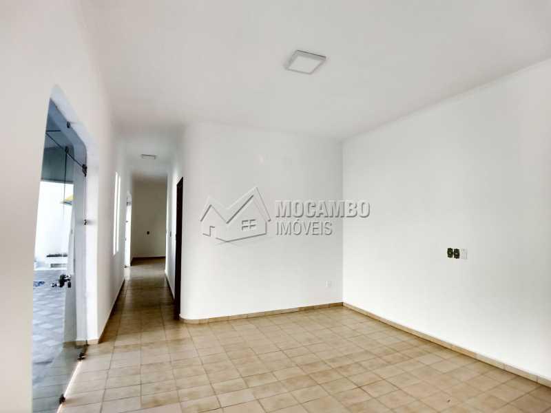 Sala de Jantar - Casa em Condominio Para Alugar - Itatiba - SP - Bairro do Engenho - FCCN40116 - 6