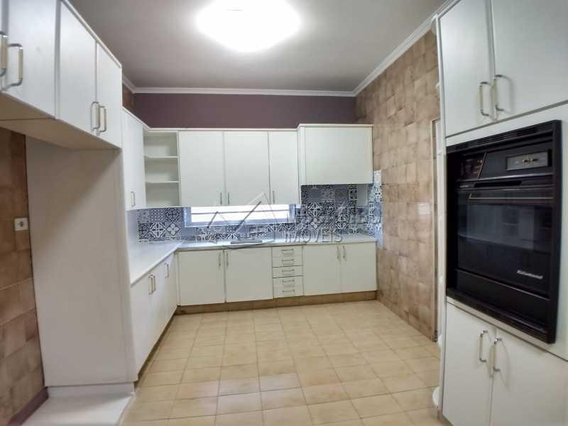 Cozinha - Casa em Condominio Para Alugar - Itatiba - SP - Bairro do Engenho - FCCN40116 - 8