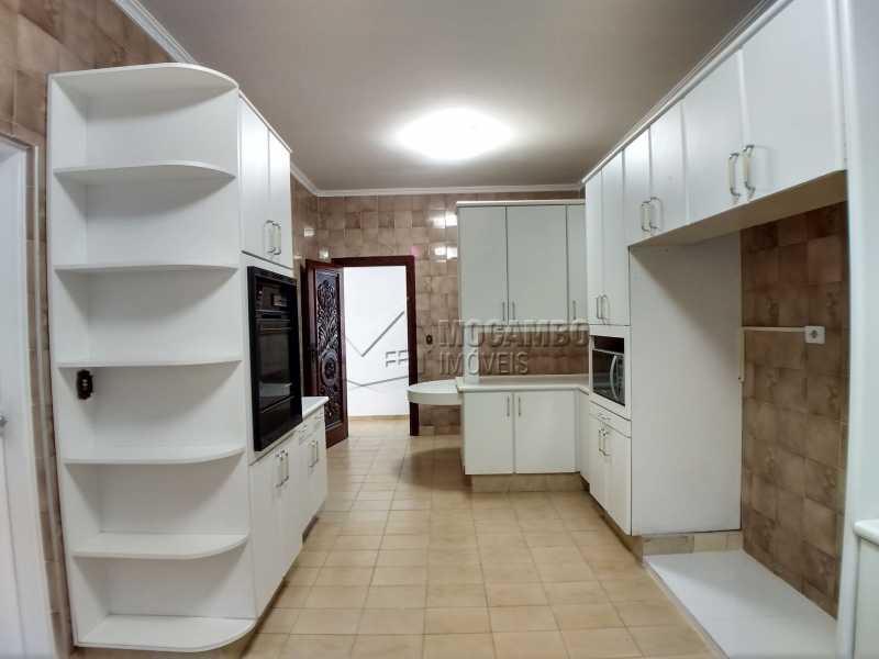Cozinha - Casa em Condominio Para Alugar - Itatiba - SP - Bairro do Engenho - FCCN40116 - 7