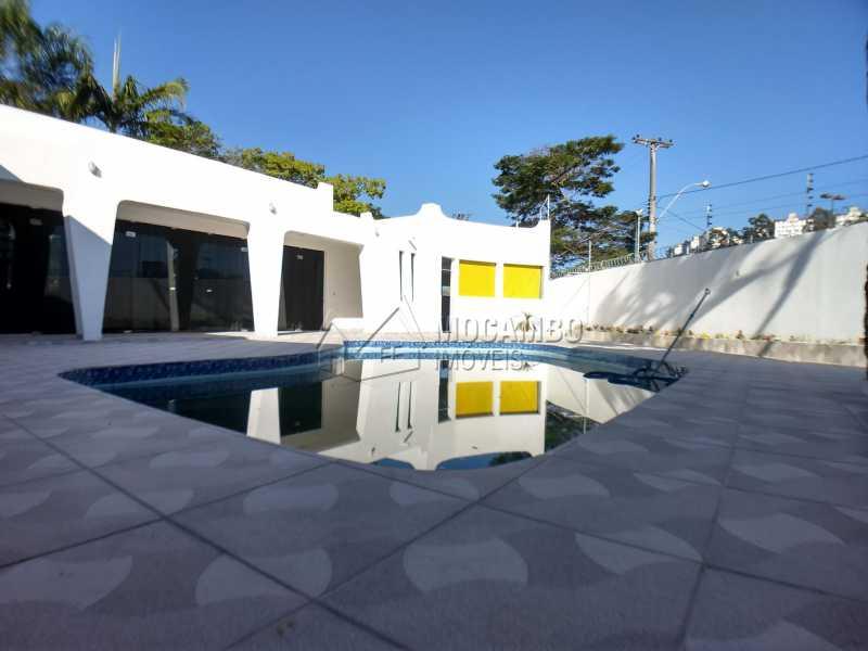 Área Externa - Casa em Condominio Para Alugar - Itatiba - SP - Bairro do Engenho - FCCN40116 - 19
