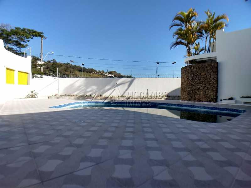 Área Externa - Casa em Condominio Para Alugar - Itatiba - SP - Bairro do Engenho - FCCN40116 - 20
