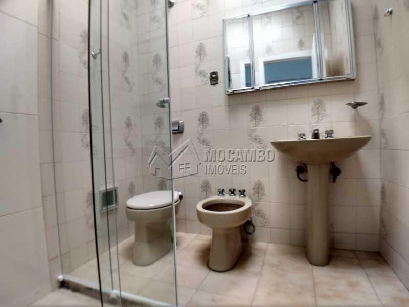 Banheiro Social - Casa em Condominio Para Alugar - Itatiba - SP - Bairro do Engenho - FCCN40116 - 17