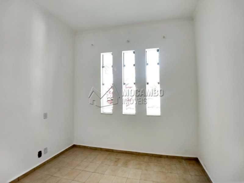 Sala de TV - Casa em Condominio Para Alugar - Itatiba - SP - Bairro do Engenho - FCCN40116 - 5