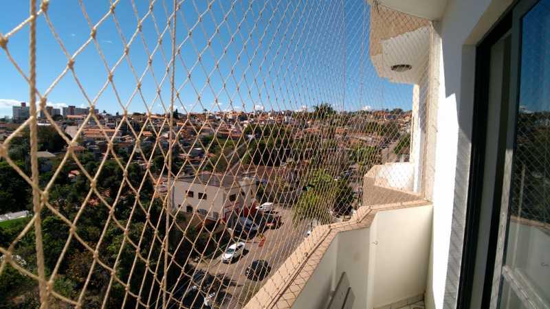 Edifício Giardino - Apartamento Condomínio Edifício Giardino, Avenida Brasília,Itatiba, Jardim Ipê, SP À Venda, 2 Quartos, 80m² - FCAP20796 - 7