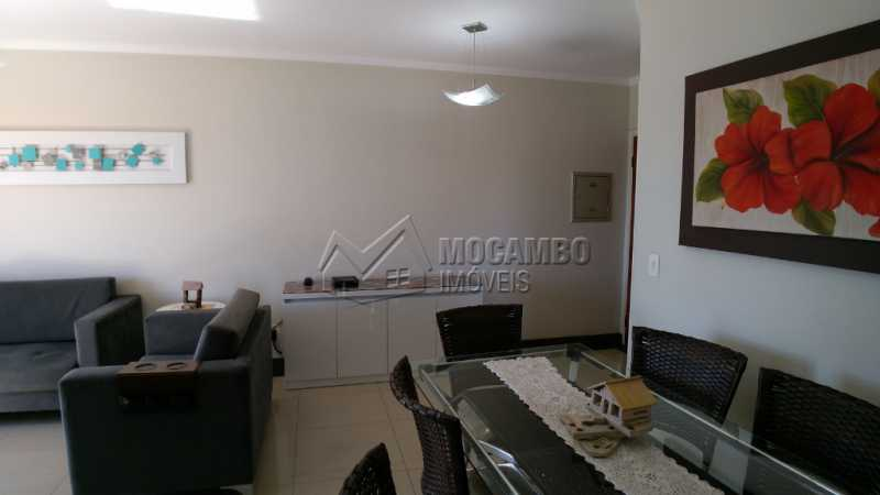 Edifício Giardino - Apartamento Condomínio Edifício Giardino, Avenida Brasília,Itatiba, Jardim Ipê, SP À Venda, 2 Quartos, 80m² - FCAP20796 - 6