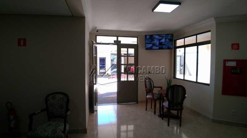 Edifício Giardino - Apartamento Condomínio Edifício Giardino, Avenida Brasília,Itatiba, Jardim Ipê, SP À Venda, 2 Quartos, 80m² - FCAP20796 - 21