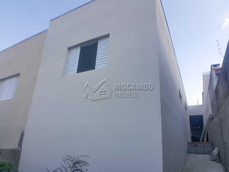 Fundos - Casa Itatiba, Jardim Novo Horizonte, SP À Venda, 2 Quartos, 90m² - FCCA21059 - 6