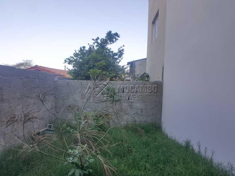 Quintal - Casa Itatiba, Jardim Novo Horizonte, SP À Venda, 2 Quartos, 90m² - FCCA21059 - 7
