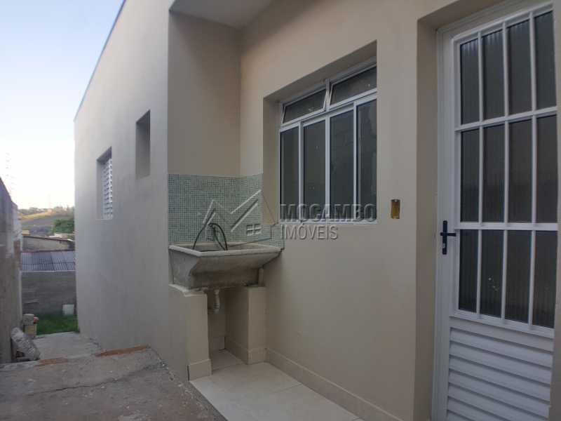 Lavanderia - Casa Itatiba, Jardim Novo Horizonte, SP À Venda, 2 Quartos, 90m² - FCCA21059 - 4