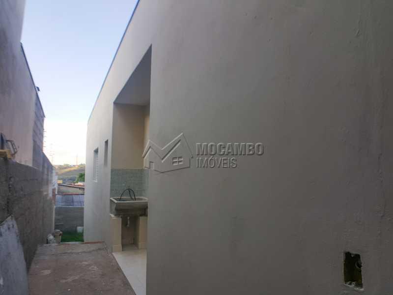 lateral - Casa Itatiba, Jardim Novo Horizonte, SP À Venda, 2 Quartos, 90m² - FCCA21059 - 5