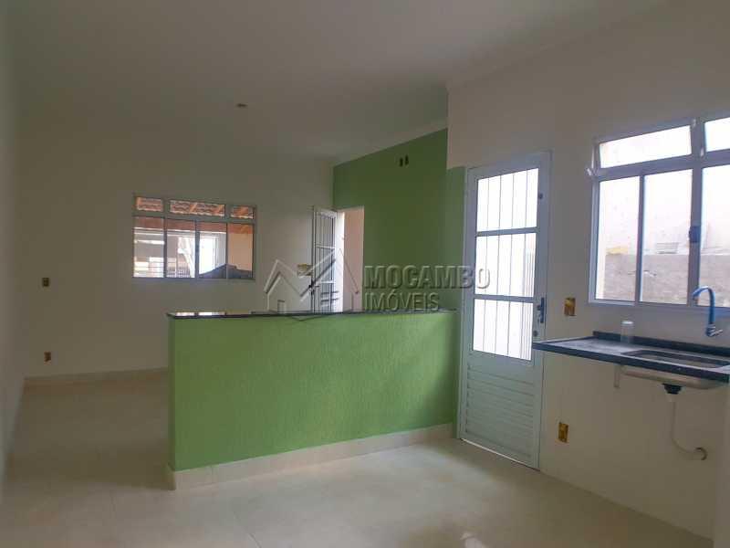 Cozinha - Casa Itatiba, Jardim Novo Horizonte, SP À Venda, 2 Quartos, 90m² - FCCA21059 - 1
