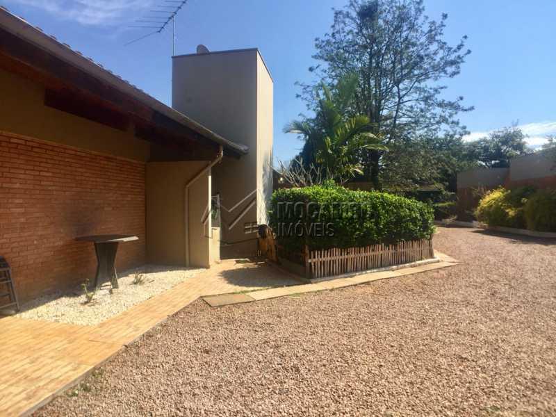 Entrada  - Casa em Condomínio 5 quartos à venda Itatiba,SP - R$ 1.100.000 - FCCN50024 - 4