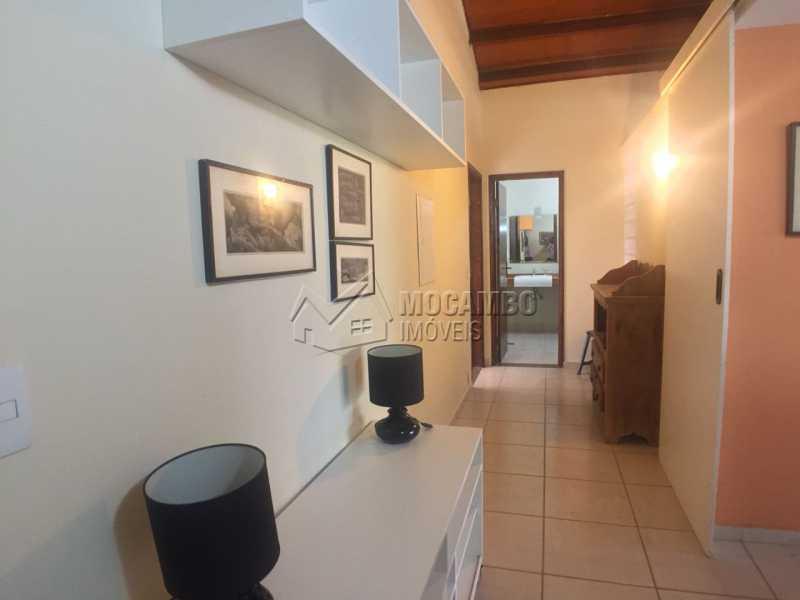 Hall - Casa em Condomínio 5 quartos à venda Itatiba,SP - R$ 1.100.000 - FCCN50024 - 8
