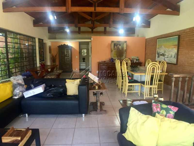 Sala  - Casa em Condomínio 5 quartos à venda Itatiba,SP - R$ 1.100.000 - FCCN50024 - 10