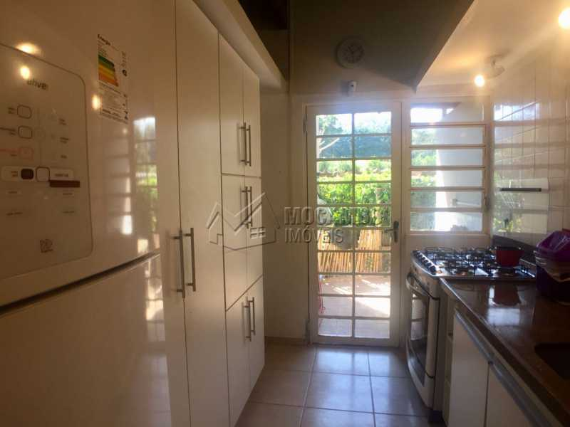Cozinha  - Casa em Condomínio 5 quartos à venda Itatiba,SP - R$ 1.100.000 - FCCN50024 - 11