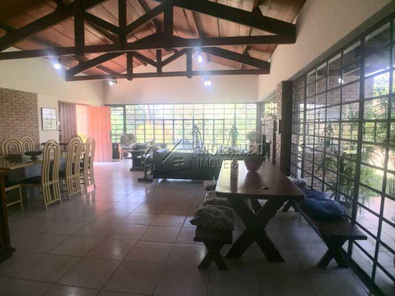 Sala  - Casa em Condomínio 5 quartos à venda Itatiba,SP - R$ 1.100.000 - FCCN50024 - 12