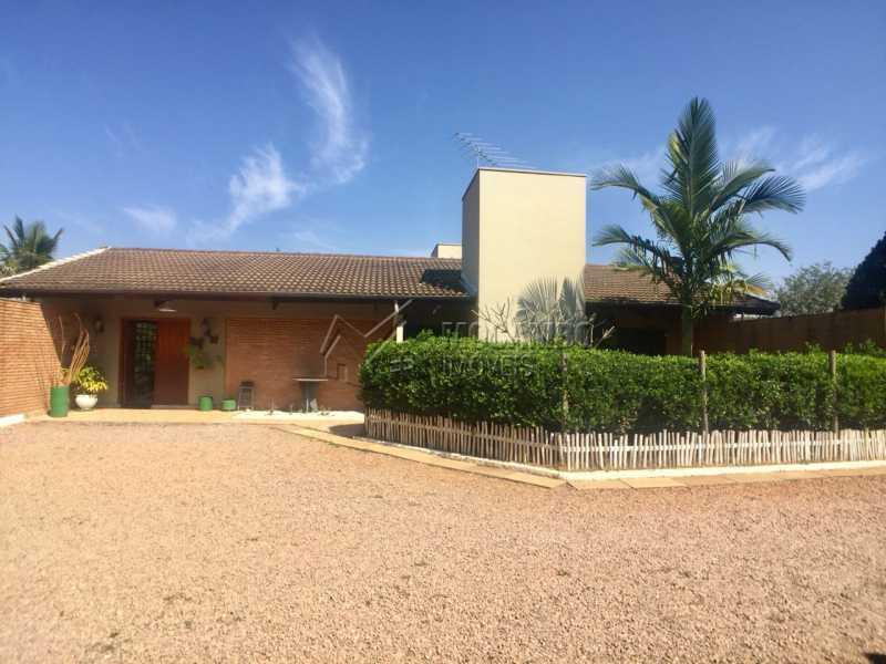 Casa  - Casa em Condomínio 5 quartos à venda Itatiba,SP - R$ 1.100.000 - FCCN50024 - 1