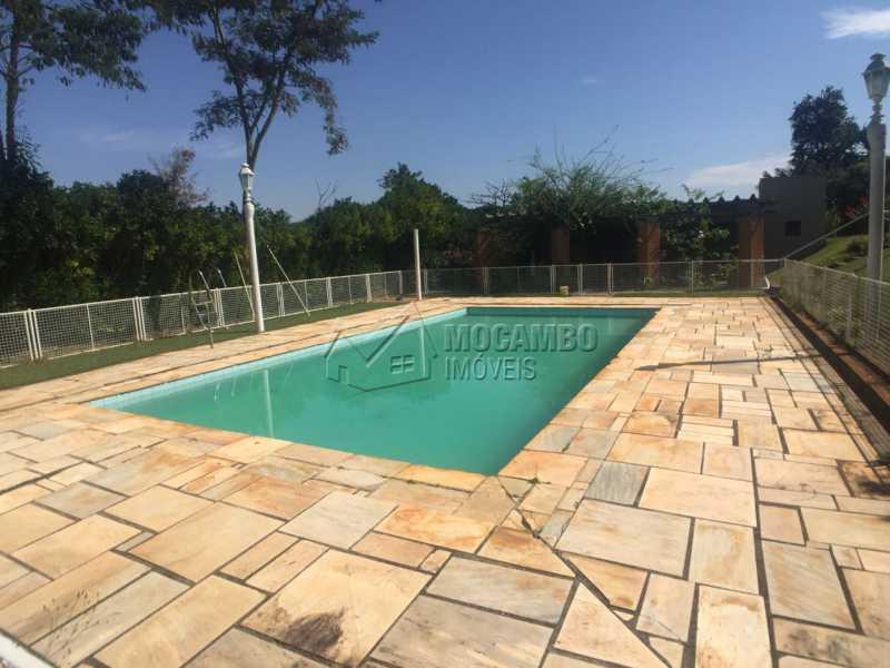 Piscina  - Casa em Condomínio 5 quartos à venda Itatiba,SP - R$ 1.100.000 - FCCN50024 - 16