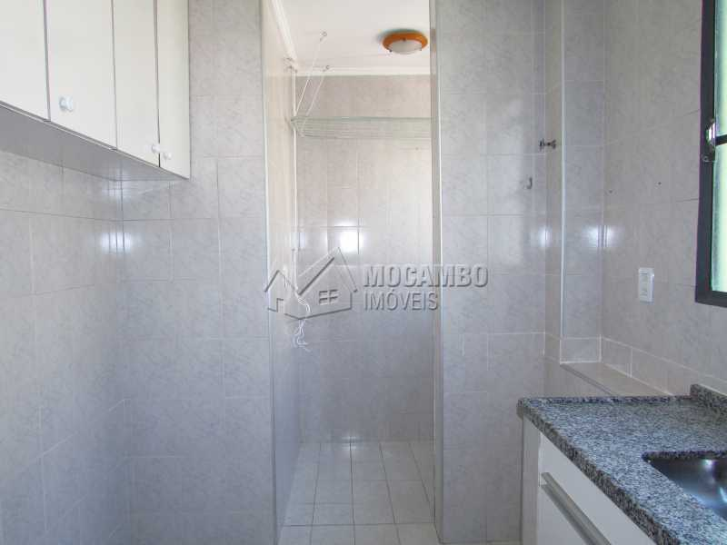 Cozinha - Apartamento 2 quartos à venda Itatiba,SP - R$ 170.000 - FCAP20803 - 3