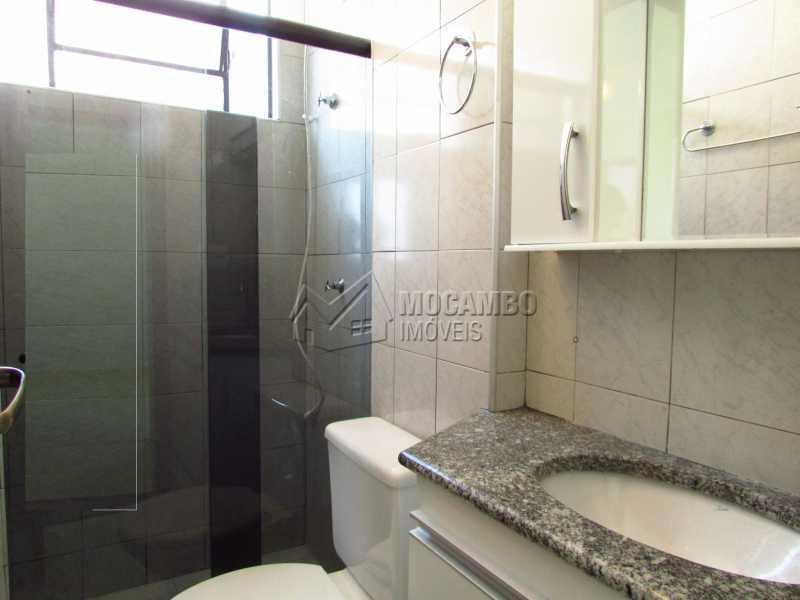 Banheiro - Apartamento 2 quartos à venda Itatiba,SP - R$ 170.000 - FCAP20803 - 7