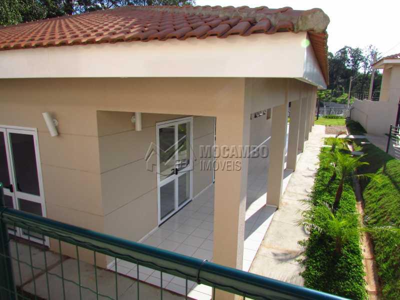 Salão de festas - Apartamento Para Venda ou Aluguel - Itatiba - SP - Jardim Ester - FCAP20804 - 13