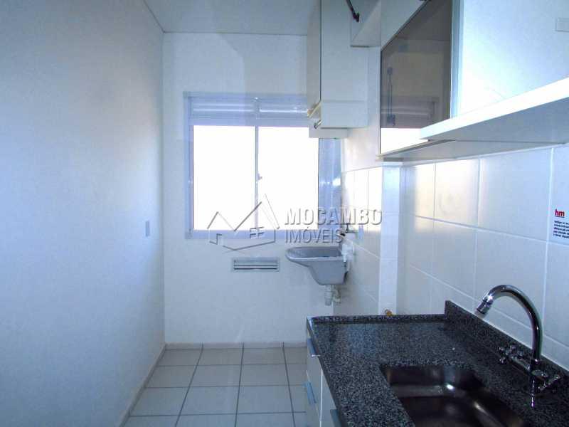 Cozinha - Apartamento Para Venda ou Aluguel - Itatiba - SP - Jardim Ester - FCAP20804 - 4