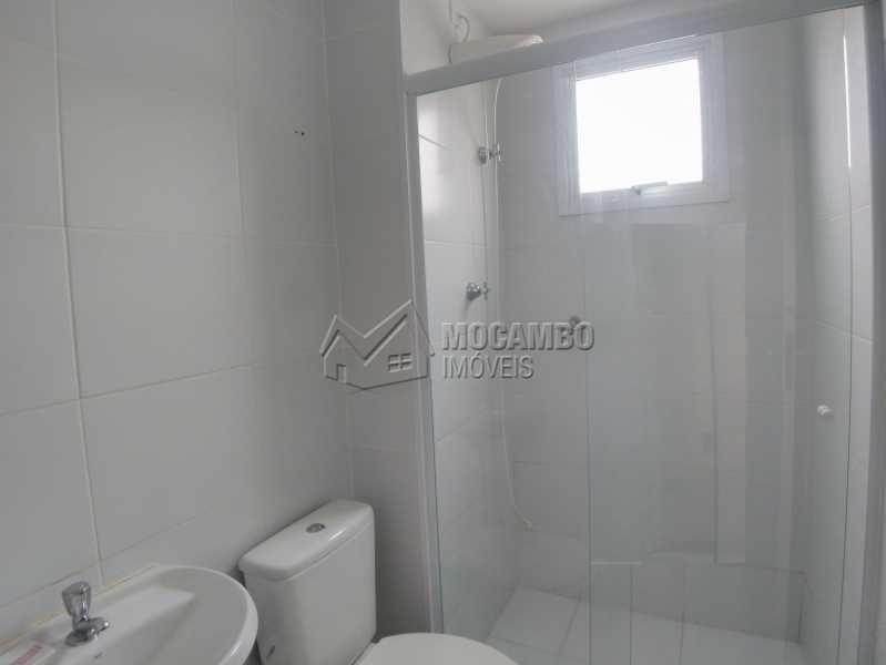 Banheiro - Apartamento Para Venda ou Aluguel - Itatiba - SP - Jardim Ester - FCAP20804 - 8