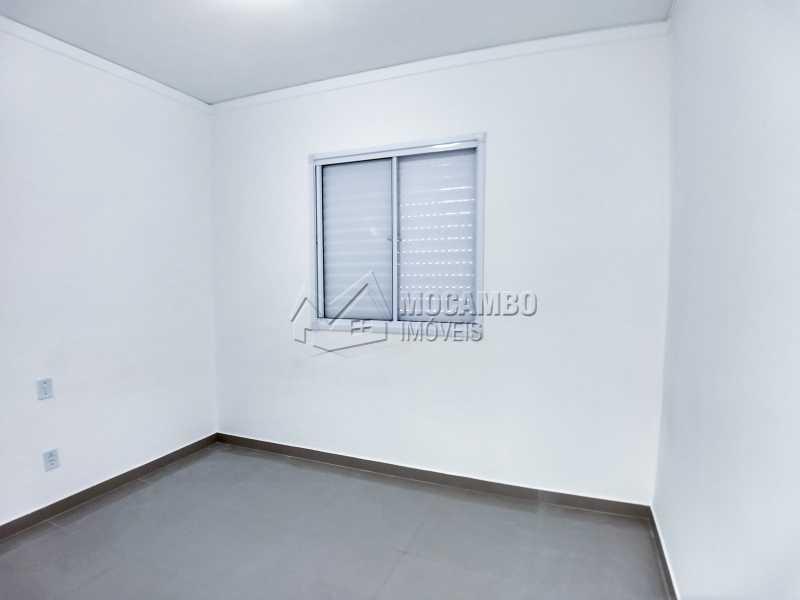 Quarto 02 - Apartamento Para Venda ou Aluguel - Itatiba - SP - Jardim Ester - FCAP20804 - 7