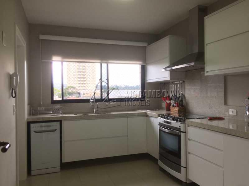 Cozinha planejada - Apartamento 3 quartos à venda Itatiba,SP - R$ 750.000 - FCAP30447 - 1