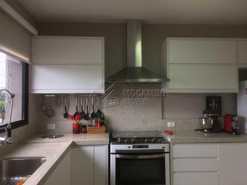 Cozinha planejada - Apartamento 3 quartos à venda Itatiba,SP - R$ 750.000 - FCAP30447 - 9