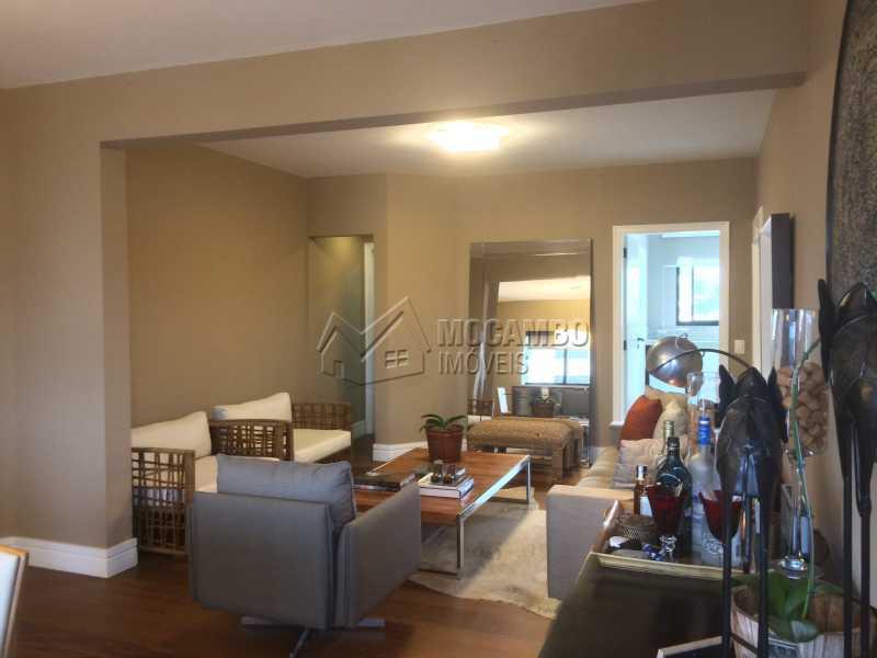 Sala 2 ambientes - Apartamento 3 quartos à venda Itatiba,SP - R$ 750.000 - FCAP30447 - 4