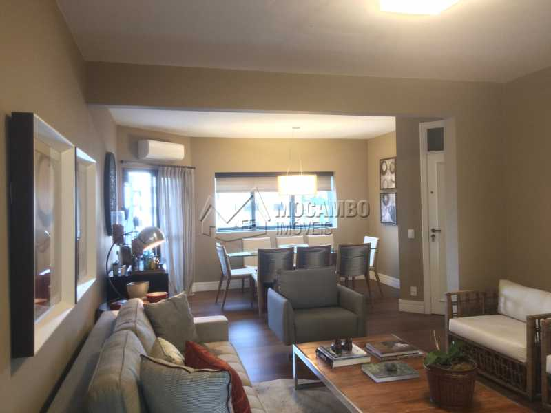 Sala 2 ambientes - Apartamento 3 quartos à venda Itatiba,SP - R$ 750.000 - FCAP30447 - 6