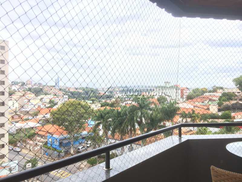 Vista varanda - Apartamento 3 quartos à venda Itatiba,SP - R$ 750.000 - FCAP30447 - 7