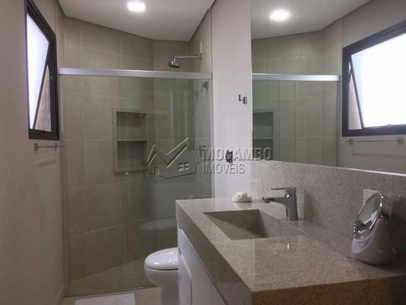 Banheiro social - Apartamento 3 quartos à venda Itatiba,SP - R$ 750.000 - FCAP30447 - 17