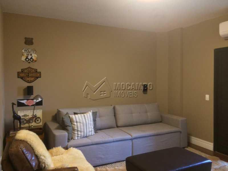Sala TV/Dormitório reversível - Apartamento 3 quartos à venda Itatiba,SP - R$ 750.000 - FCAP30447 - 11