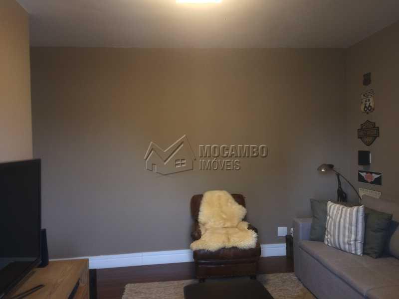 Sala TV/Dormitório reversível - Apartamento 3 quartos à venda Itatiba,SP - R$ 750.000 - FCAP30447 - 12