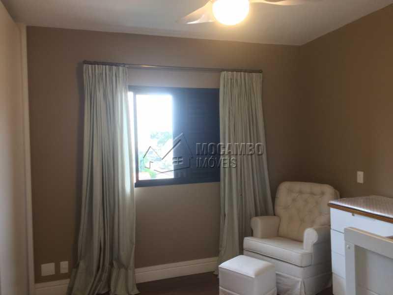 Dormitório - Apartamento 3 quartos à venda Itatiba,SP - R$ 750.000 - FCAP30447 - 16