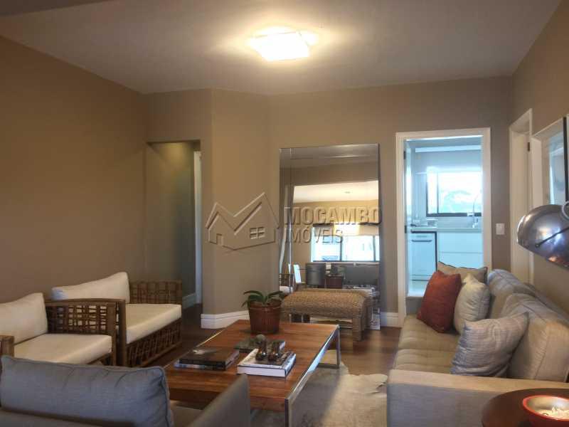 Sala 2 ambientes - Apartamento 3 quartos à venda Itatiba,SP - R$ 750.000 - FCAP30447 - 5