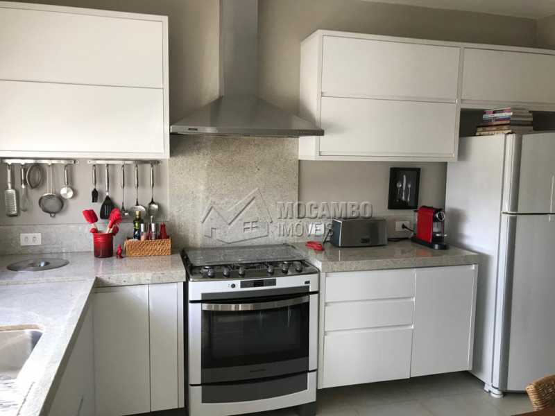 Cozinha planejada - Apartamento 3 quartos à venda Itatiba,SP - R$ 750.000 - FCAP30447 - 8