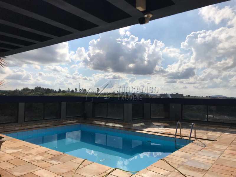 Piscina - Apartamento 3 quartos à venda Itatiba,SP - R$ 750.000 - FCAP30447 - 18