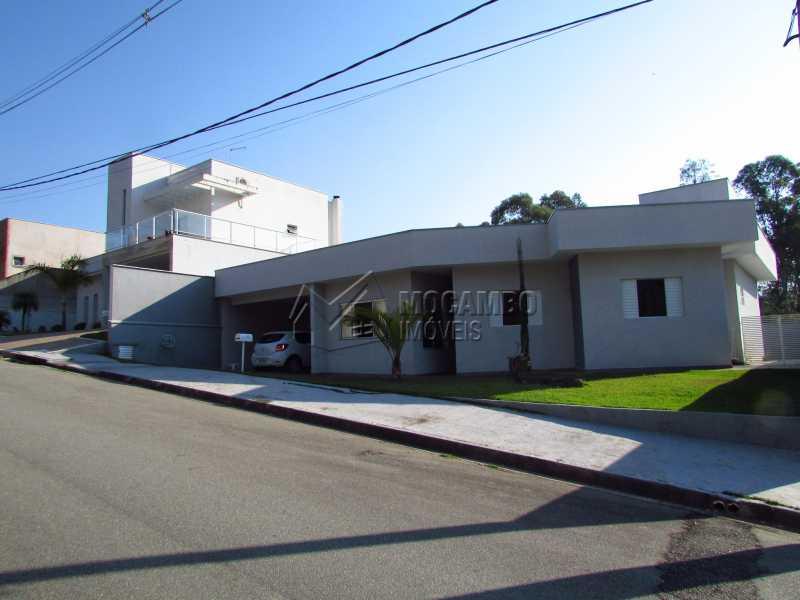 Entrada - Casa em Condominio Para Venda ou Aluguel - Itatiba - SP - Residencial Fazenda Serrinha - FCCN30355 - 3