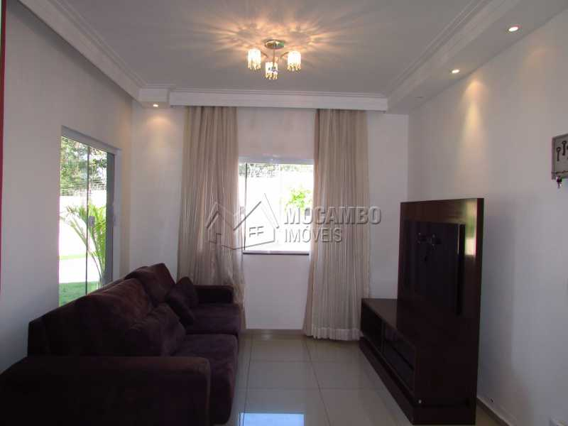Sala 1 - Casa em Condominio Para Venda ou Aluguel - Itatiba - SP - Residencial Fazenda Serrinha - FCCN30355 - 4