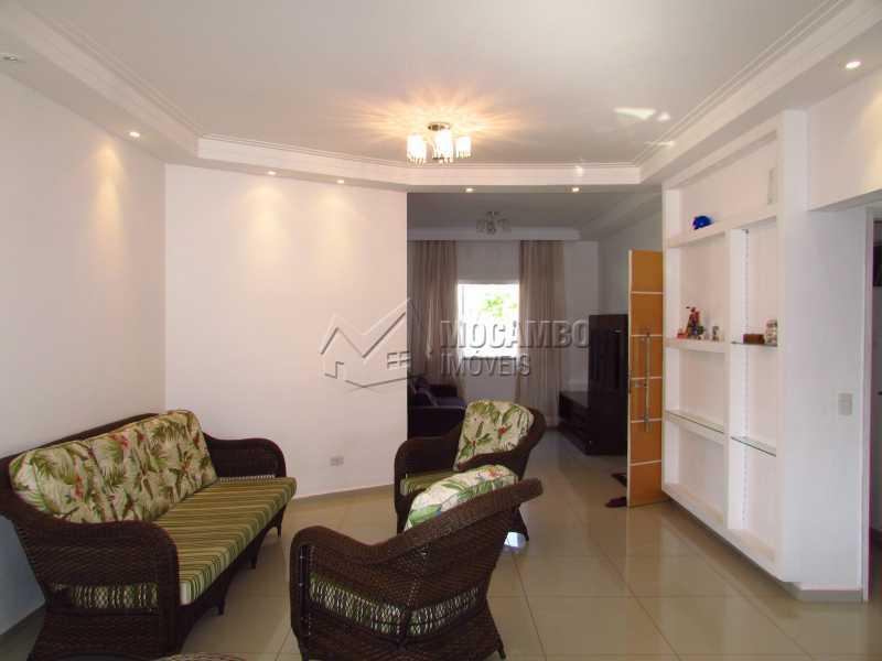 Sala 2 - Casa em Condomínio 3 quartos à venda Itatiba,SP - R$ 750.000 - FCCN30355 - 5