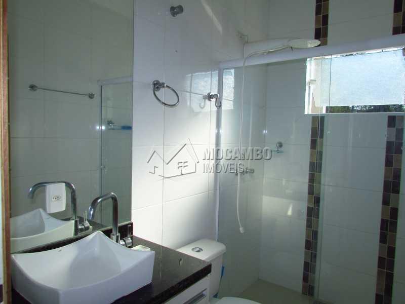 Banheiro social - Casa em Condominio Para Venda ou Aluguel - Itatiba - SP - Residencial Fazenda Serrinha - FCCN30355 - 11