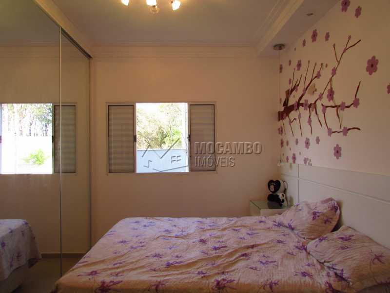 Suíte - Casa em Condomínio 3 quartos à venda Itatiba,SP - R$ 750.000 - FCCN30355 - 8